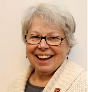 Ann Jones, President of RHGNS 2019 - 2021