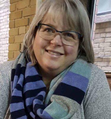 Debbie Tucker, Regional Director for Annapolis Valley 2020-2022