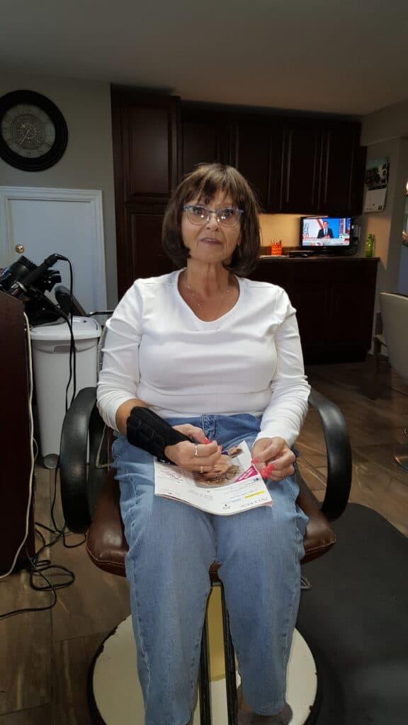 Dorice Taylor, Regional Director for New Brunswick East