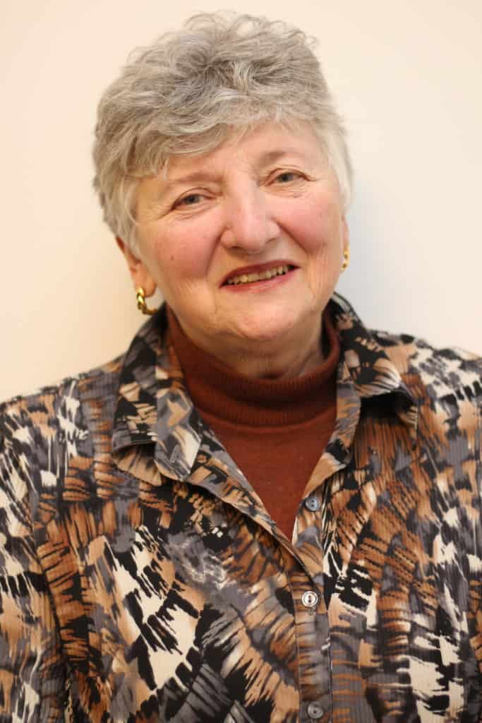 Helen MacMillan, Regional Director for Dartmouth