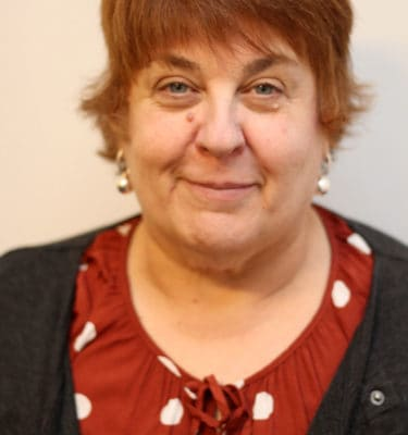 Joan MacKenzie Regional Director for Cape Breton