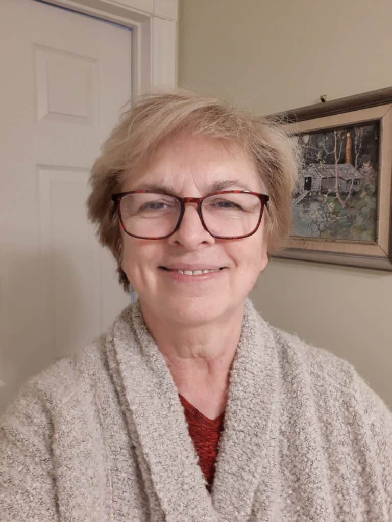 Martha Meschino, Regional Director for Halifax